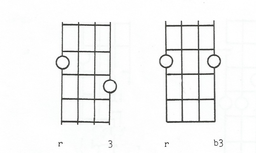How to play Chords on Bass